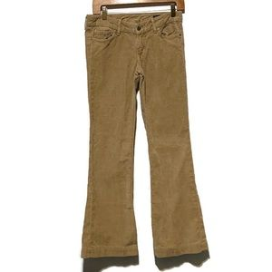 Citizens of Humanity Trouser Pants Faye Corduroy